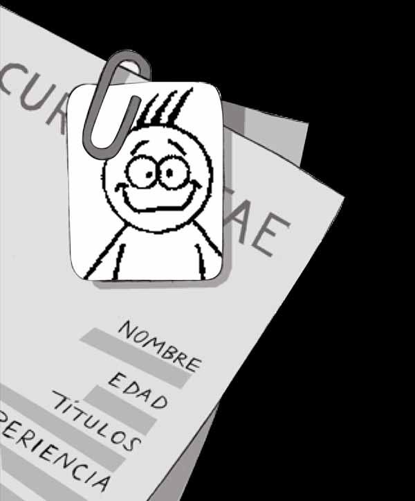 Los 10 errores más comunes al redactar un currículum (I) (1/3)