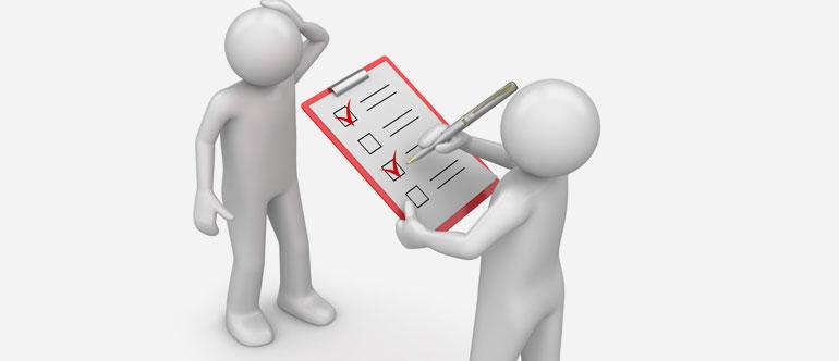 Los 10 errores más comunes en una entrevista de trabajo (I) (2/5)